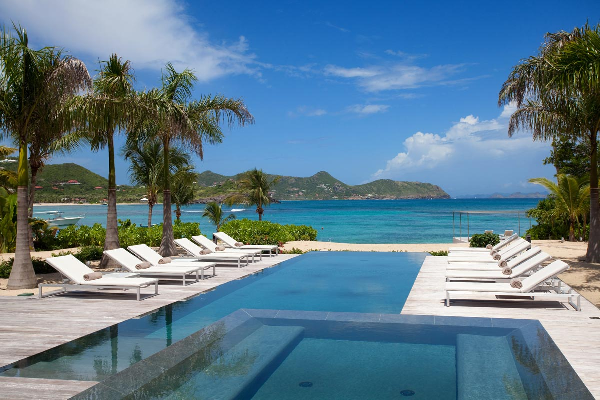 Palm Beach Villa St Barts Villas