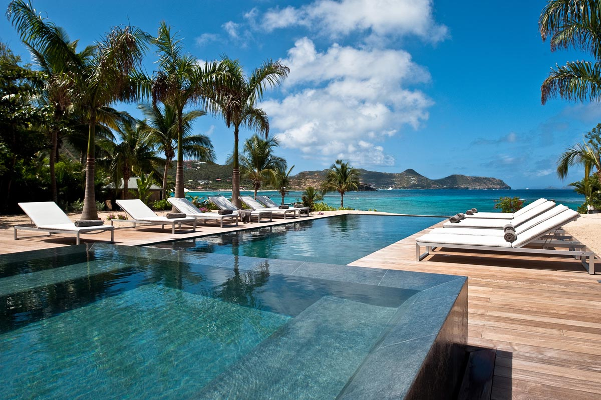 palm beach villa - st barts villas | eden rock villa rental