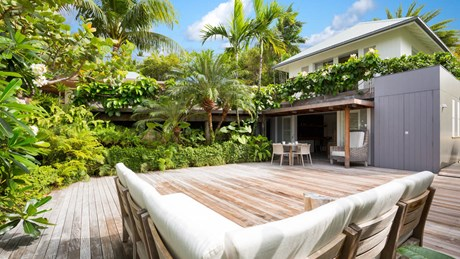 Villa Alaia - Terrace - Eden Rock Villa Rental - St Barth