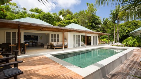 Villa Alaia - Outside Area - Eden Rock Villa Rental - St Barth (1)