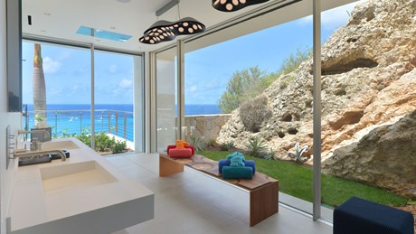 Eden Rock Villa Rental - Villa Utopic - Bathroom 3 - St Barths