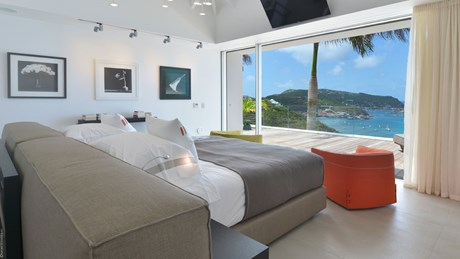 Eden Rock Villa Rental - Villa Utopic - Bedroom 3 - St barths
