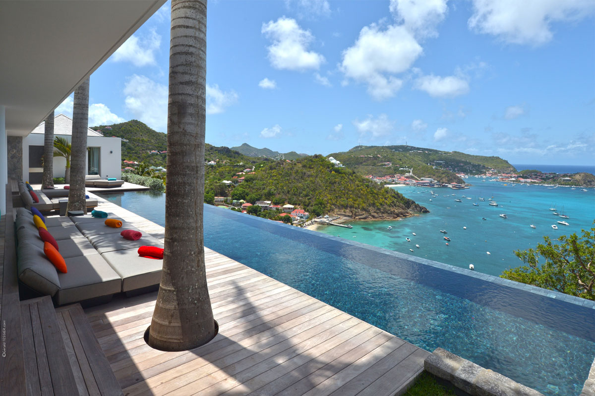 villa utopic - st barts villas | eden rock villa rental