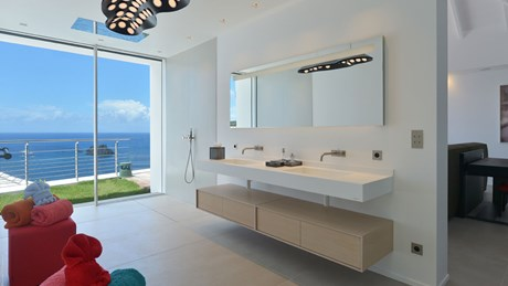Eden Rock Villa Rental - Villa Utopic - Bathroom 2 - St Barths