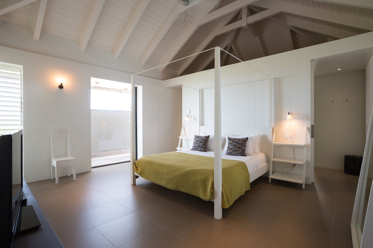 Villa Cosmos - Eden-Rock-Villa-Rental - bedroom 4 ©Pierre Carreau