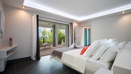 Villa Clementine - Eden-Rock-Villa-Rental - bedroom 3 ©Pierre Carreau