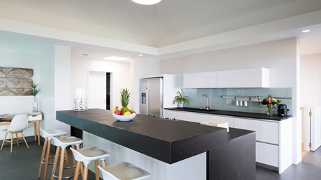 Villa Clementine - Eden-Rock-Villa-Rental - kitchen©Pierre Carreau