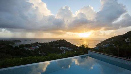 Villa LAO - Eden-Rock-Villa-Rental - sunset - Jerome Rapin