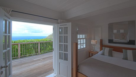 Villa Rock House - Eden-Rock-Villa-Rental - bedroom 1
