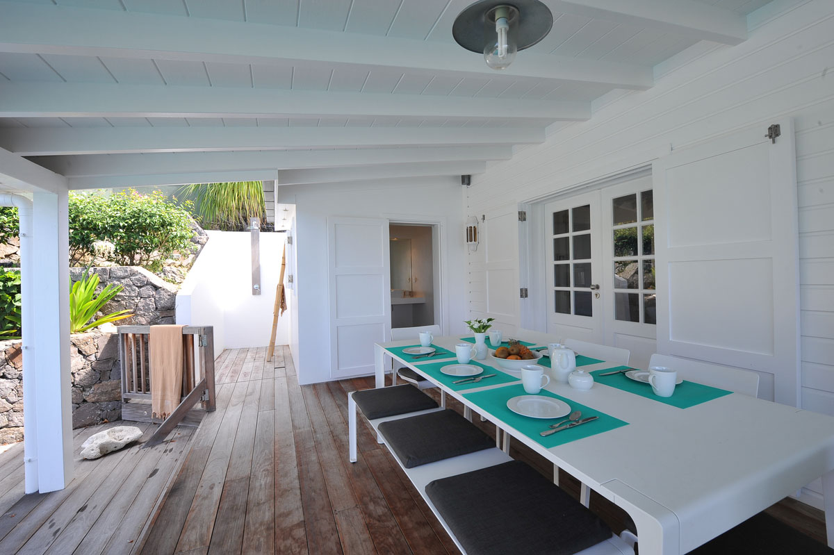Villa Rock House - St Barths - Eden Rock Villa Rental