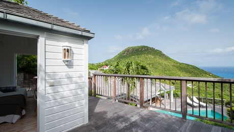 Villa Rock House - Eden-Rock-Villa-Rental - view