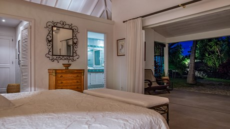 Villa Pajoma - Eden-Rock-Villa-Rental - bedroom 2 ©Laurent Benoit