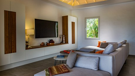 Villa Pajoma - Eden-Rock-Villa-Rental - living room ©Laurent Benoit