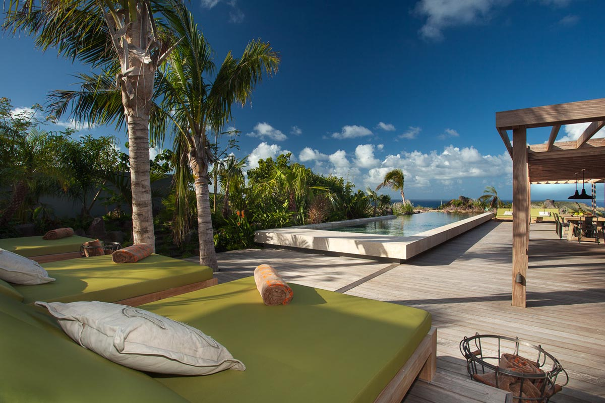 Imagine Villa St Barts Villas Eden Rock Villa Rental