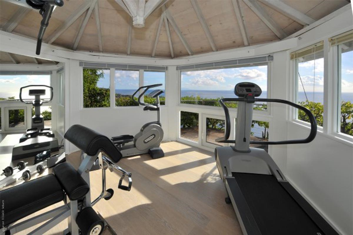 Villa Grain de Folie - Fitness