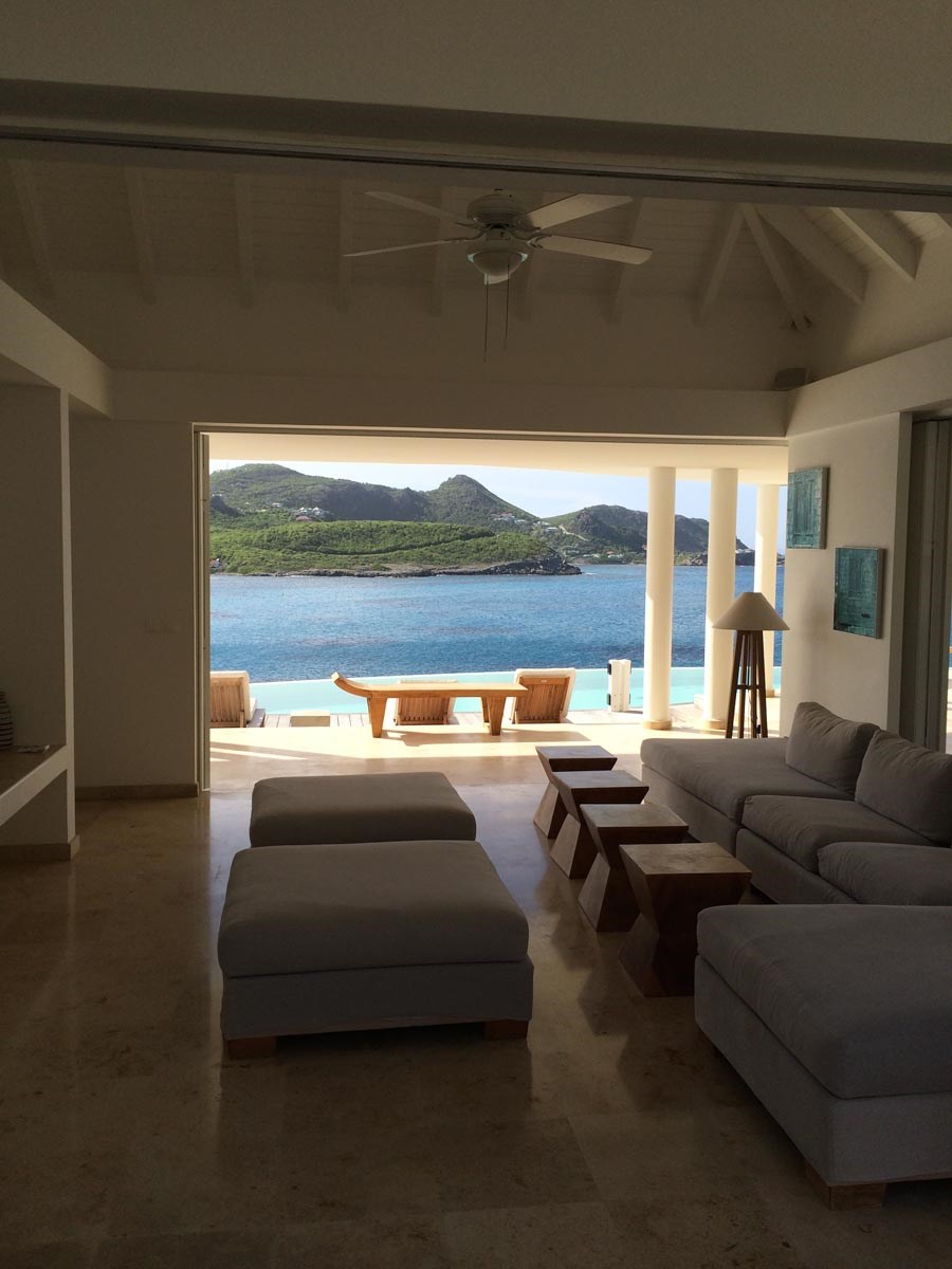 Villa Reef Point Living Room