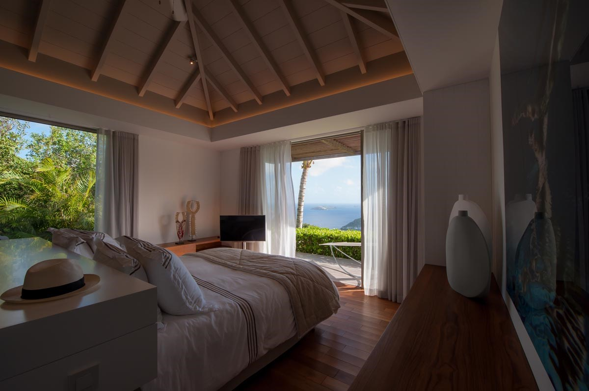 Villa Lina Bedroom 2 © A.Leese