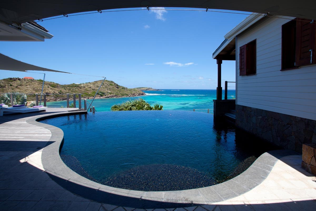 Eden Rock Villa Rental - Villa Indian Song - St Barths