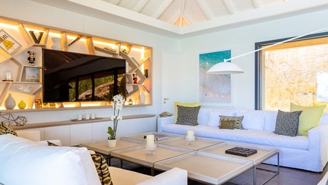 Eden Rock Villa Rental - June - Living room-jpg