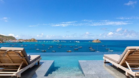 Eden Rock Villa Rental - June - Pool view-jpg