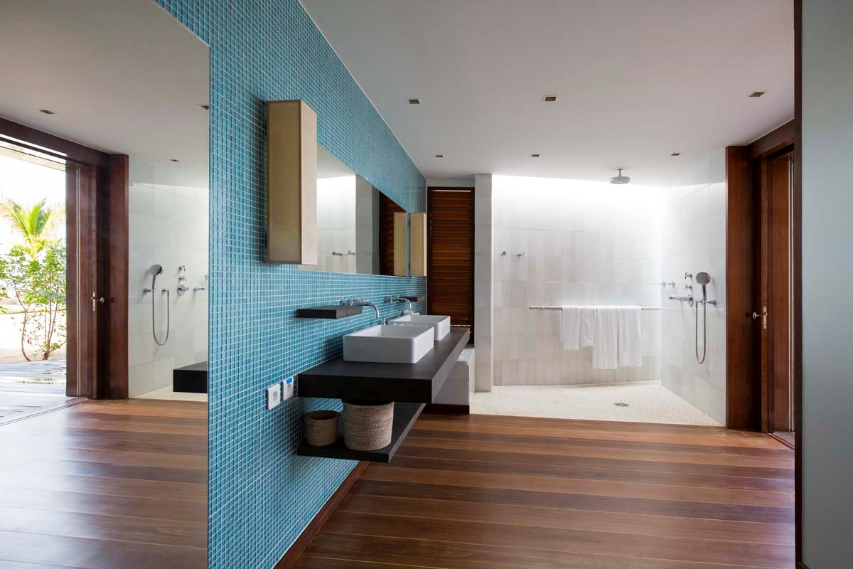 Eden Rock Villa Rental - La Plage - Bathroom 2-jpg