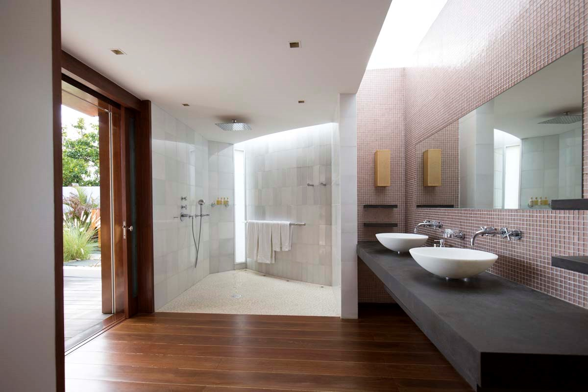 Eden Rock Villa Rental - La Plage - Bathroom-jpg