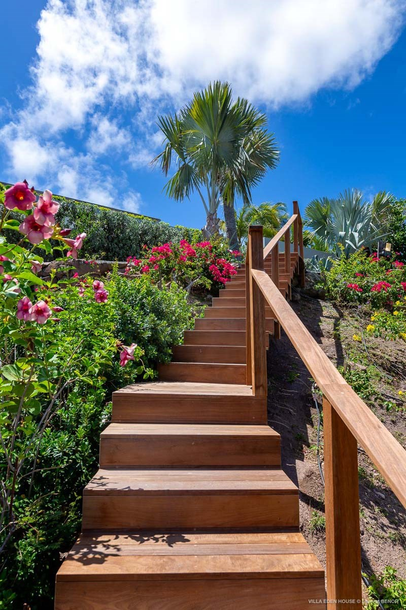 Eden Rock Villa Rental - Eden House - Beach access - Laurent Benoit-jpg