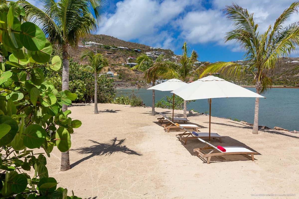 Eden Rock Villa Rental - Eden House - Private beach - Laurent Benoit-jpg