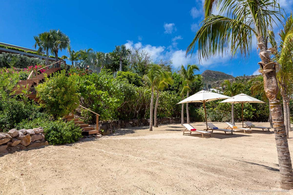 Eden Rock Villa Rental - Eden House - Private beach 1 - Laurent Benoit-jpg