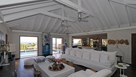 Eden Rock Villa Rental - Bibi - Living room2-jpg