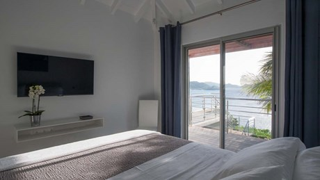 Eden Rock Villa Rental - Pointe Milou - Bedroom 3-jpg