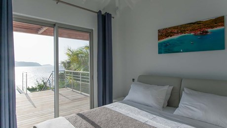 Eden Rock Villa Rental - Pointe Milou - Bedroom 4-jpg