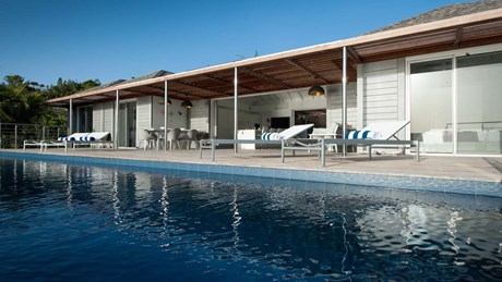 Eden Rock Villa Rental - Pointe Milou - Pool-jpg