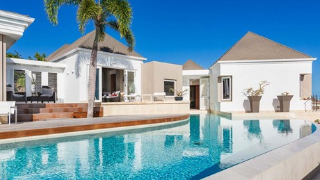 Eden Rock Villa Rental - Villa Acamar -Pool 2- By Laurent Benoit-jpg