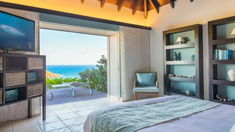 Eden Rock Villa Rental- Villa Acamar-Bedroom 2(c)- By Laurent Benoit-jpg