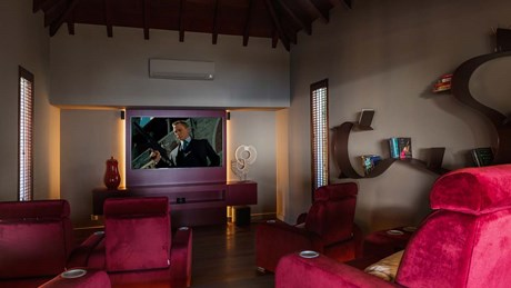 Eden Rock Villa Rental- Villa Acamar-Cinema Room- By Laurent Benoit-jpg