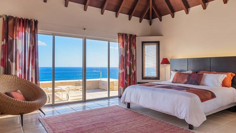 Eden Rock Villa Rental- Villa Acamar-Master Bedroom- By Laurent Benoit-jpg