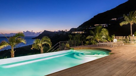 Eden Rock Villa Rental-Villa Acamar - Pool- By Laurent Benoit-jpg