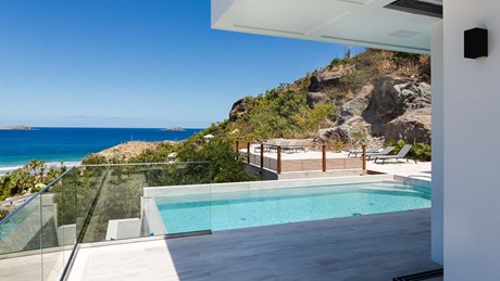 Eden Rock Villa Rental - Star - Pool area - Laurent Benoit-jpg