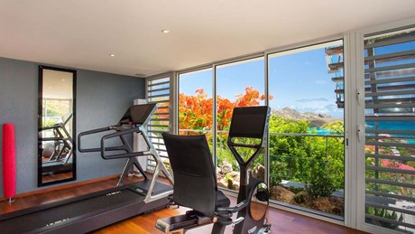 Eden Rock Villa Rental - Panama - Gym - Laurent Benoit-jpg