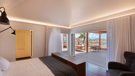 Eden Rock Villa Rental - Villa Jable - Bedroom 1-jpg