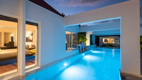 Ultraluxe Villa Eclipse - ERVR - Pool Night.jpg